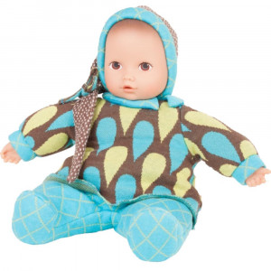 Bambolotto Bambino Vintage baby Pure Bambole Gotz PS 05857 pelusciamo store