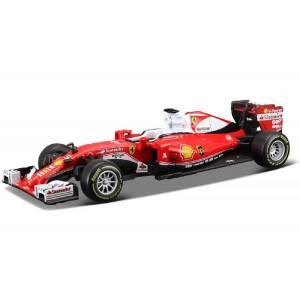 Modellini Bburago Scuderia Ferrari Racing SF16-H Scala 1:32 PS 07981 pelusciamo store