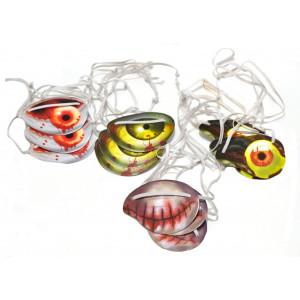 Accessori Costume Halloween Benda Per Occhio |  Pelusciamo.com