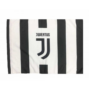 Bandiera Juventus JJ Bianconera Piccola 50 x 70 Cm PS 12031 pelusciamo store
