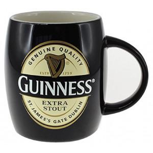 Boccale Guinness Beer Tazza In Porcellana Nera PS 14365 Coffee Mug Pelusciamo Store Marchirolo