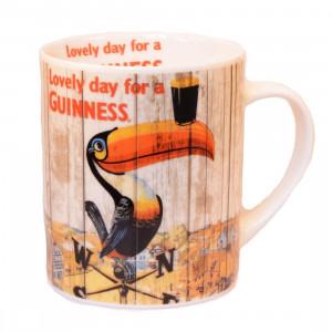 Boccale Guinness Beer Tucano Tazza In Ceramica PS 14366 Coffee Mug Pelusciamo Store Marchirolo