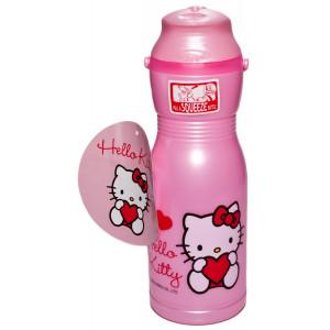 Borraccia Hello Kitty 60 cl. rosa Prima Infanzia | Pelusciamo.com