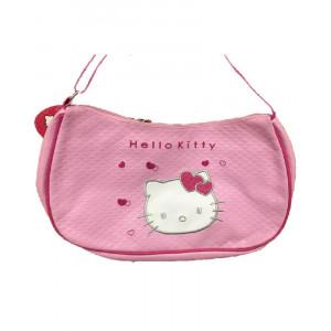 Borsa hello Kitty rosa tracolla fuxia Ufficiale Sanrio *05605 pelusciamo