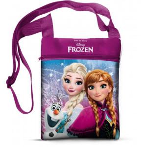 Borsa A Tracollina Frozen Principesse Disney Anna Elsa PS 08676 Pelusciamo Store Marchirolo
