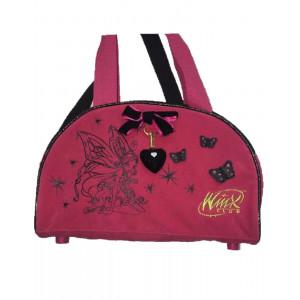 Borsa fashion borsetta tracolla bowling Winx *02070 pelusciamo