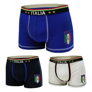Boxer ragazzo Italia nazionale italiana Abbigliamento intimo  *999999 base pelusciamo.com