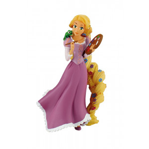 Action Figures Disney Rapunzel 10 cm Minifigure Bullyland PS 07177 pelusciamo store