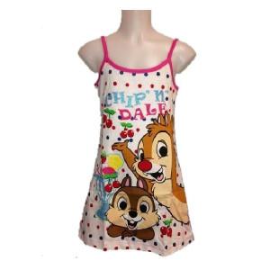 Camicia notte Bimba Cip & Ciop Pigiama Bambina Disney | pelusciamo.com