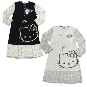 Camicia da Notte Donna Hello Kitty, Pigiama Sanrio | pelusciamo.com
