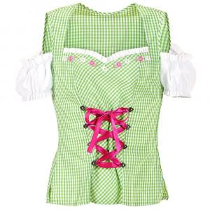 Camicia Donna Bavarese, Festa Birra PS 08644 Accessori Costume Carnevale Pelusciamo Store Marchirolo