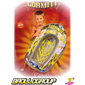 Canotto Gonfiabile Gormiti 100 cm Gioco estivo Mare Piscina | pelusciamo.com