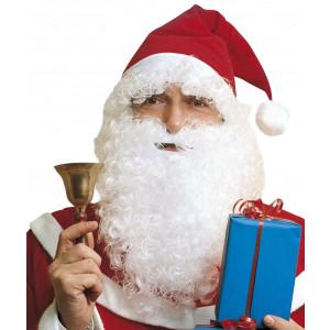 Cappello Con Barba Babbo Natale Santa Claus PS 01350 Pelusciamo Store Marchirolo