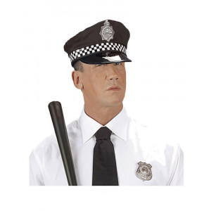 Berretto, Cappello Da Poliziotto , Accessorio  per Costume di Carnevale|  pelusciamo store