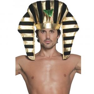 Cappello da Faraone Egiziano  Accessori Costume Carnevale |  Pelusciamo Store Marchirolo