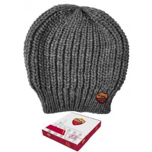 Cappello Invernale rasta con scatola Roma calcio Ufficiale *02240 pelusciamo.com