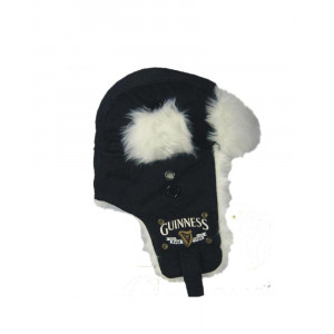 Cappello Invernale sherpa Paraorecchie Guinness beer