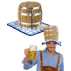 Cappello Oktoberfest  barile di birra Accessorio Costume Carnevale *20080 pelusciamo store