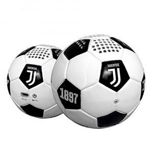 Altoparlante bluetooth A Forma Di Pallone Da Calcio Juventus  pelusciamo store
