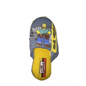 Pantofole Homer Simpson Handy Man Ciabatte Ragazzo *10563