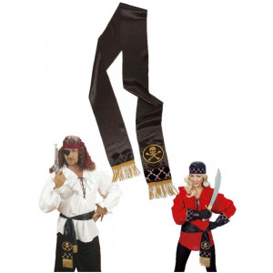 Cintura da annodare - Accessorio Costume Carnevale da Pirata, bucaniere  | Pelusciamo.com