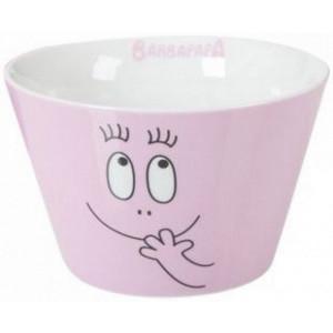 Ciotola tazza in ceramica rosa - serie animata Barbapapà   Pelusciamo.com