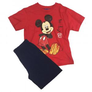 Completino Bambino Topolino, T-shirt e Pantaloncini Mickey Mouse  | pelusciamo.com