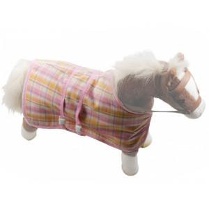 Coperta per cavallo accessori Bambole Gotz PS 05863