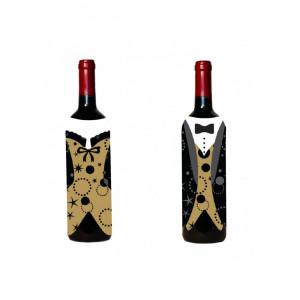 Copribottiglie da Vino per Matrimonio | Pelusciamo.com [VISTA NEGOZIO] Meta Keywords