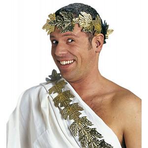 Corona Alloro Romana , Accessorio Costume Carnevale PS 15376 Pelusciamo Store Marchirolo