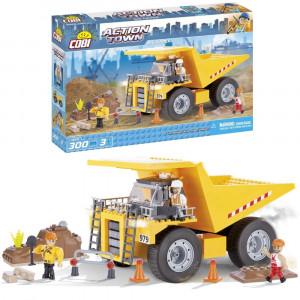Cobi 1781 Set Costruzioni big tipper camion da cava 300 pezzi *02622 pelusciamo store