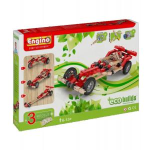 Engino Inventor eco friendly Motorized Racers gioco di costruzioni *02495 pelusciamo store