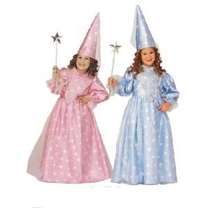 Costume Carnevale Bambina, Abito Principessa delle Favole EP 20101