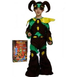 Costume carnevale bambino cartoni animati Gormiti Grandalbero *01657