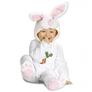 Costume Carnevale coniglietto Bimbo, travestimento coniglio 05564 pelusciamo store