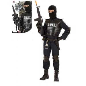 Costume Carnevale bimbo Swat Serie polizia corpi speciali *19818 Pelusciamo store
