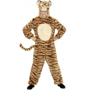 Costume Carnevale Tigre travestimento in Peluche 24925 pelusciamo store