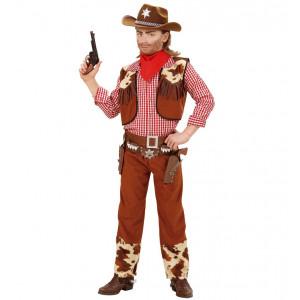 Costume Carnevale Bimbo CowBoy  *24913 Far West   Pelusciamo store