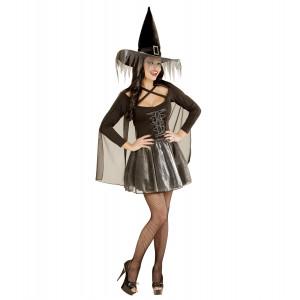 Costume  Halloween Carnevale Donna Strega | Pelusciamo.com