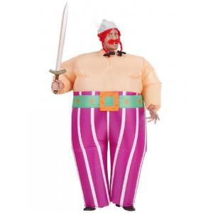 Costume Carnevale Adulto Autogonfiante, Travestimento Vichingo PS 19799 Pelusciamo Store Marchirolo