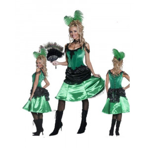 Costume Carnevale Donna Western Saloon
