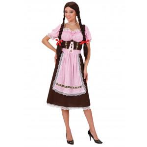 Costume Donna Bavarese , Festa Birra PS 08631 Accessori Costume Carnevale Pelusciamo Store Marchirolo