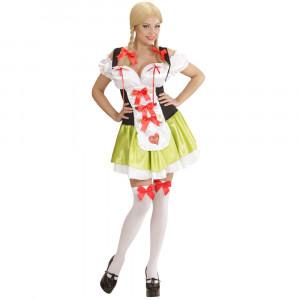 Costume Donna Bavarese Festa Birra PS 08651 Accessori Costume Carnevale  Pelusciamo Store Marchirolo