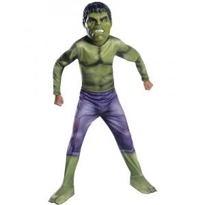 Costume Carnevale bambino Incredibile Hulk classic The Avengers 05019 pelusciamo store