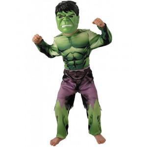 Costume Carnevale bambino Incredibile Hulk The Avengers 05016 pelusciamo store