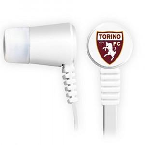 Cuffie Torino Fc auricolari in ear ufficiali Gadget Toro     pelusciamo.com