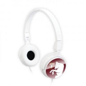 Cuffie Stereo con Microfono e tasto funzione Torino *07139 Prodotto Ufficiale pelusciamo store