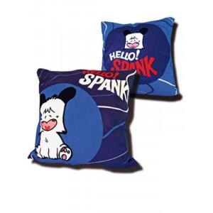 Cuscino Hello Spank blu 40x40 cm. cartoni animati anni 80 *01783 | Pelusciamo.com