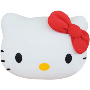 Cuscino Microfibra Faccina Hello Kitty 25 cm sanrio *08039