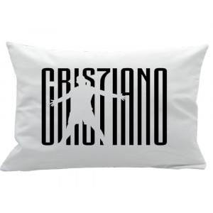 Cuscino Cristiano 50x80 cm Gadget Calcio Tifosi PS 10890-2 Pelusciamo Store Marchirolo